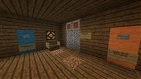 Corridor inside Bunker