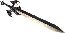 Cool Drangonic Sword