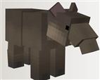 Final Model of Brazilian Tapir