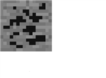 The ore could look something like this, I know this looks a little boring but this is just to give an idea, they could enhanc...