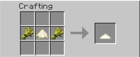 crafting flour