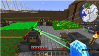 Items and Power Lasers!