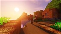 Village_Sunset