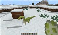 snow saurus