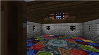 Temple bottom floor
