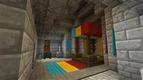 Mage castle - bedroom