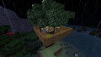 Minimalist treehouse - 1