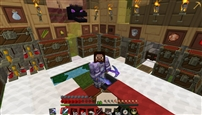 DREAD MINECRAFTER AT HOME