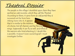 Thestral Dossier