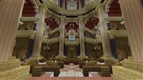 Library - interior