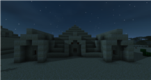 Updated Desert Temple/Pyramid Night