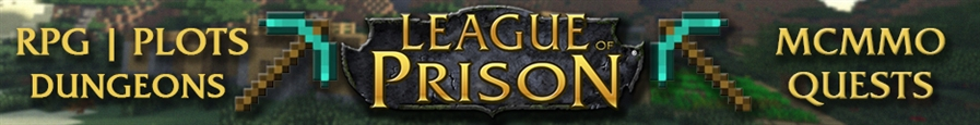 League of Prison Banner