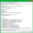 mcedit error message