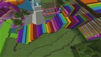MinecraftRainbowBridge-3