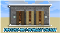 Filtered Silo Storage System