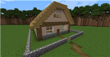 Maron and Taron's house