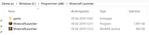 Minecraft Native Launcher 3