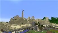Town Desert well