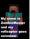 View ZombieMaster47's Profile