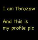 View tbrozow's Profile