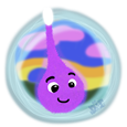 Purple Imp from Dreams